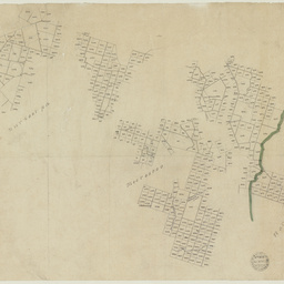 [Tracing of sections in the Hundreds of Nuriootpa, Moorooroo and North Rhine (part)] [cartographic material]