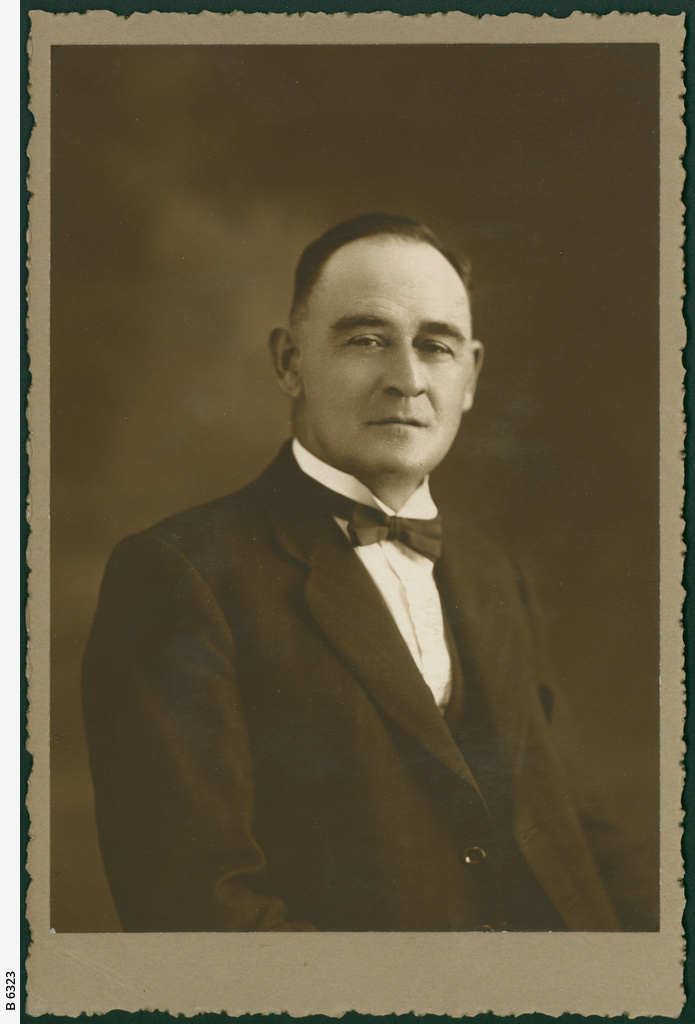 Hon. Albert Percy Blesing
