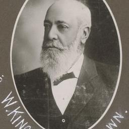 S.A. Northern Pioneers 1850-59 : Walter Davis Kingsmill