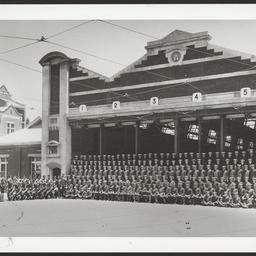Staff of M.T.T. Hackney
