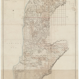 Country south of Adelaide from O'Halloran Hill to Mt. Terrible including District C and portions of Districts B and D [cartographic material] / Surveyed by J. McLaren esqr., John Arrowsmith 10 Soho Square 1840