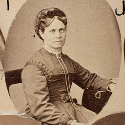 Group of [women] Old Colonists : Caroline Sutherland