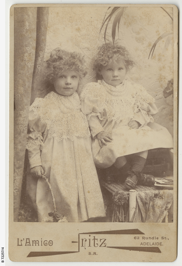 Hawkes Family photograph album