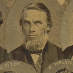 Old colonists 1836-1840 : Thomas Mugg, Jnr