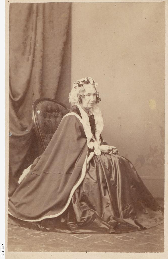 Mrs Margaret Stevenson