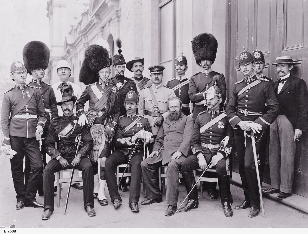 Imperial Army Officers