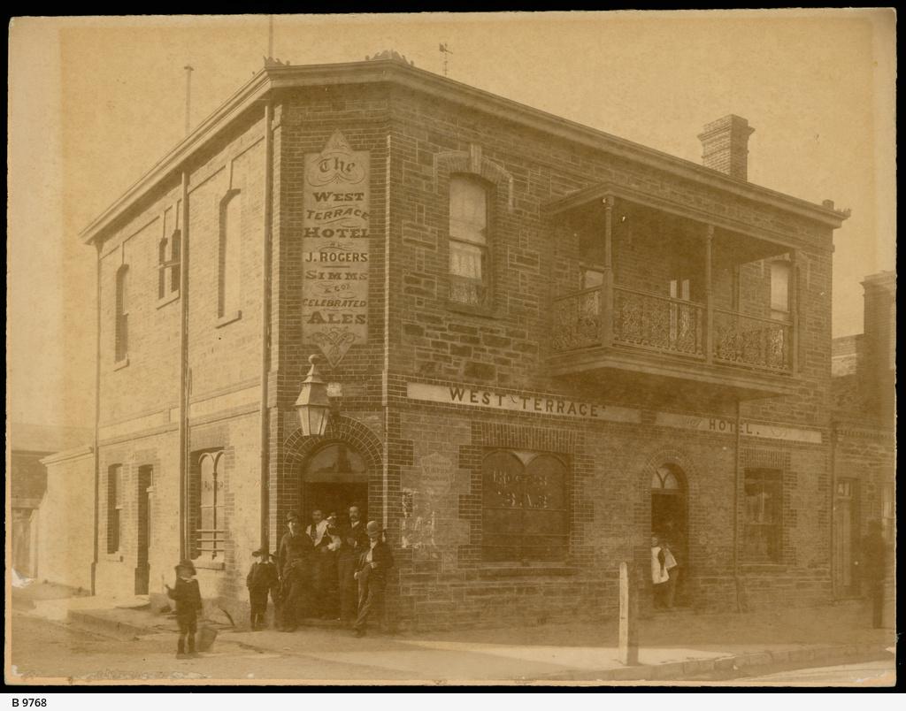 West Terrace Hotel, Waymouth Street