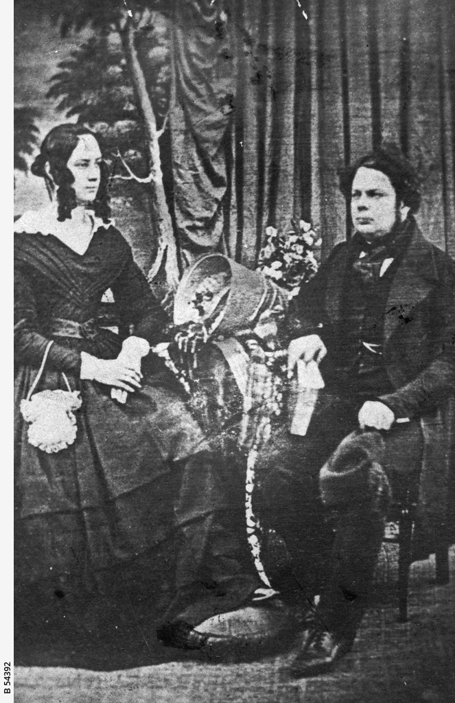 George and Jane Francis