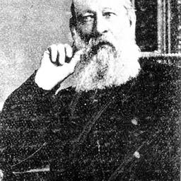 Portrait of B. G. Fuller