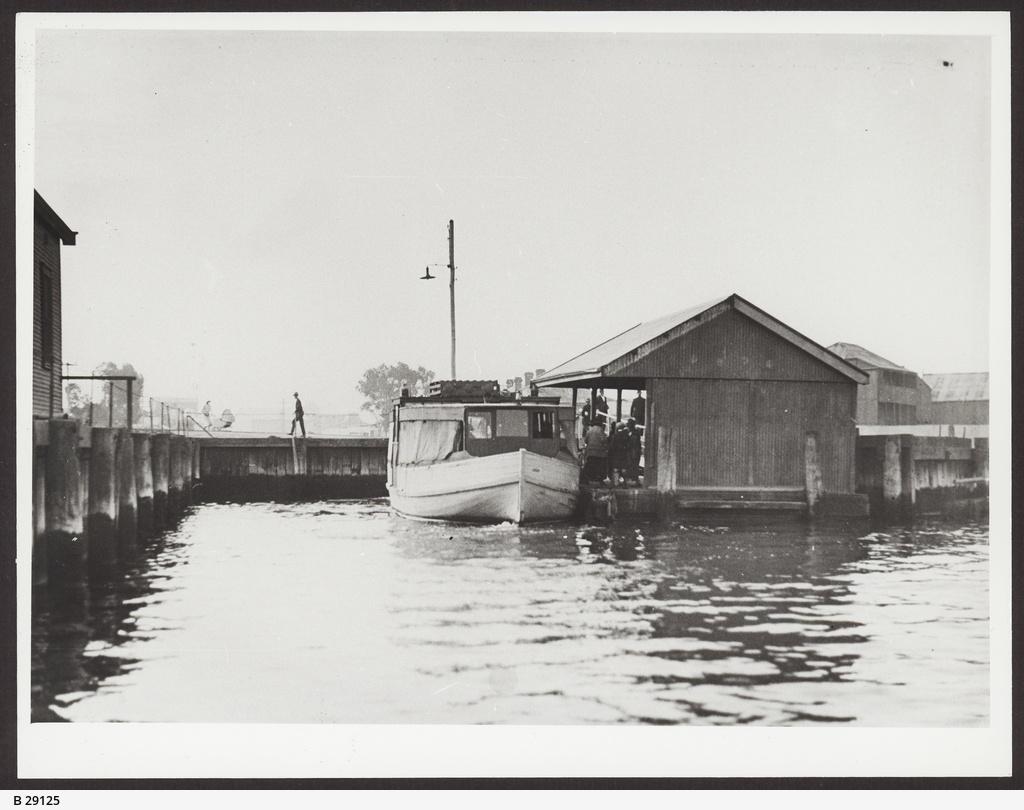"""""""Ferry Landing"""" Port Adelaide"""