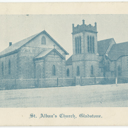 St. Alban's Anglican Church (Gladstone) : SUMMARY RECORD