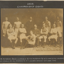1909 Championship Eights
