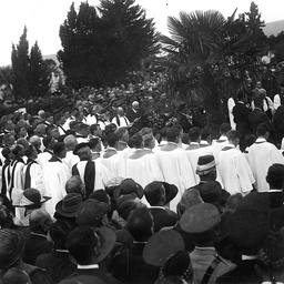 Sir Ross Smith's funeral