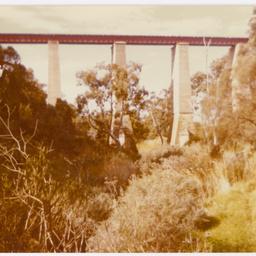 Railway bridge, Currency Creek