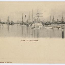 Port Adelaide Harbor