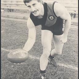 Footballer Craig Williams