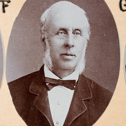 The Old Colonists Banquet Group : Thomas Graves