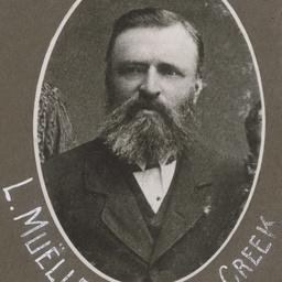S.A. Northern Pioneers 1850-59 : Louis Müller