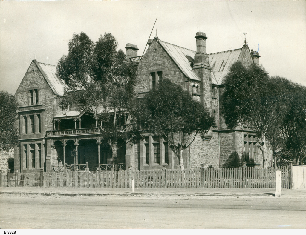 Prince Alfred Sailors' Home