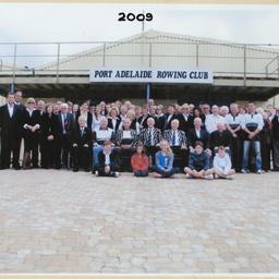 Port Adelaide Rowing Club season 2009