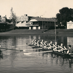 Adelaide Rowing Club : Champion Eight