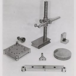 Precision apparatus.