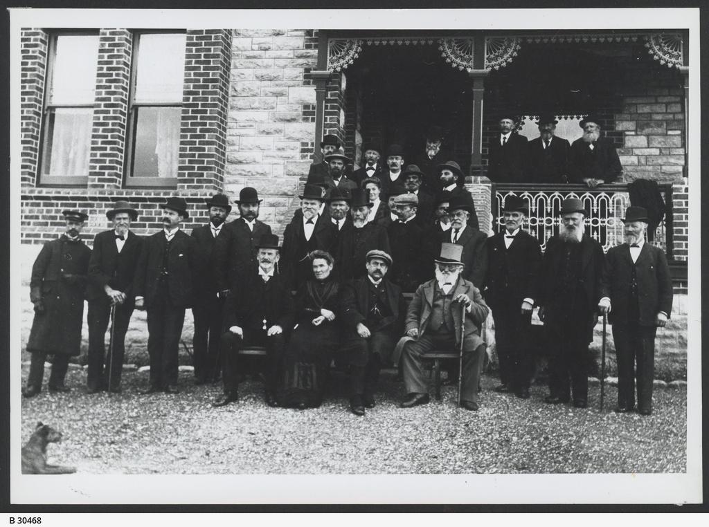 German Consul at Hahndorf