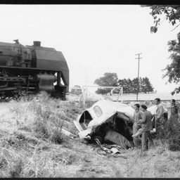 Bodey's Crossing accident