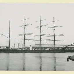 The 'Mozambique' in an unidentified port
