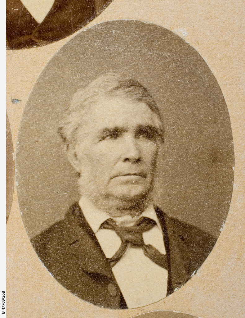 The Old Colonists Banquet Group : William Thompson