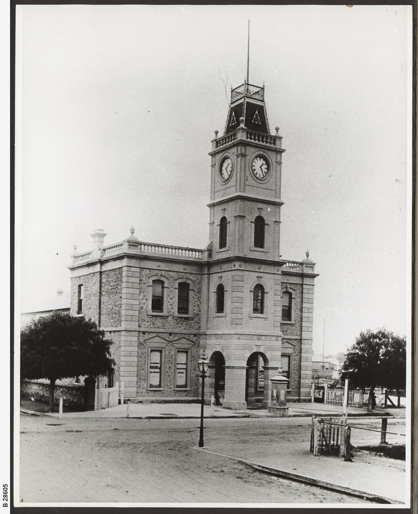 The Town Hall, Kadina