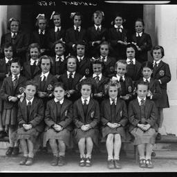 Convent School students