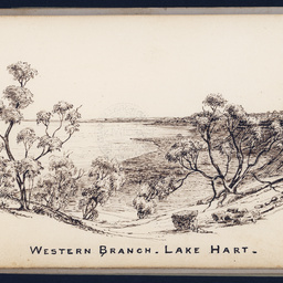 Sketches by Babbage : Lake Hart
