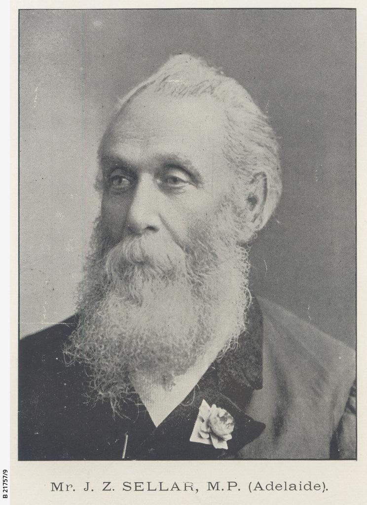 J.Z. Sellar