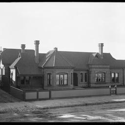 Residence of Robert Barr Smith