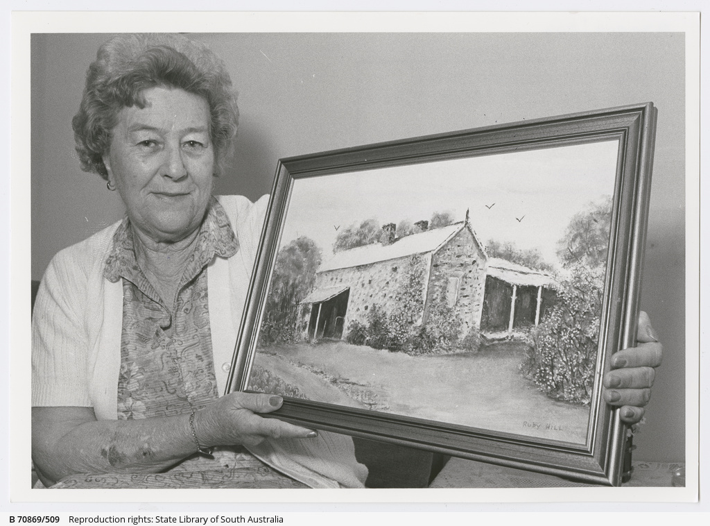 Arts and Crafts : Artists : Ruby Hill
