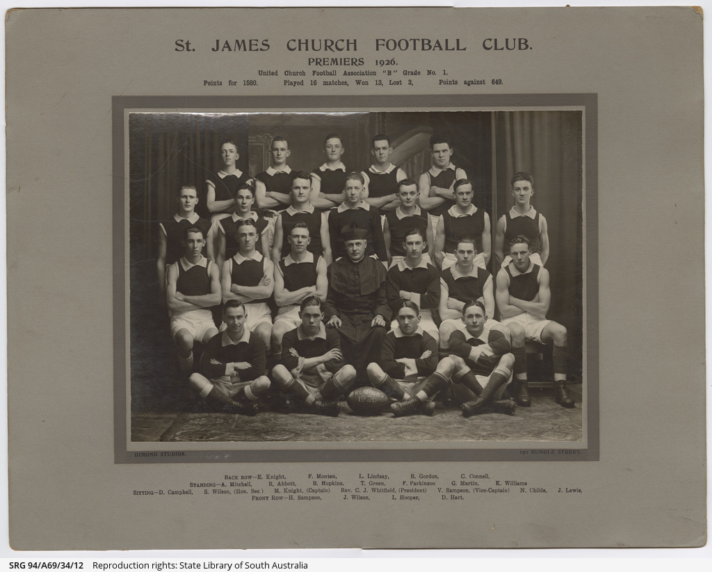 St James Church Football Club