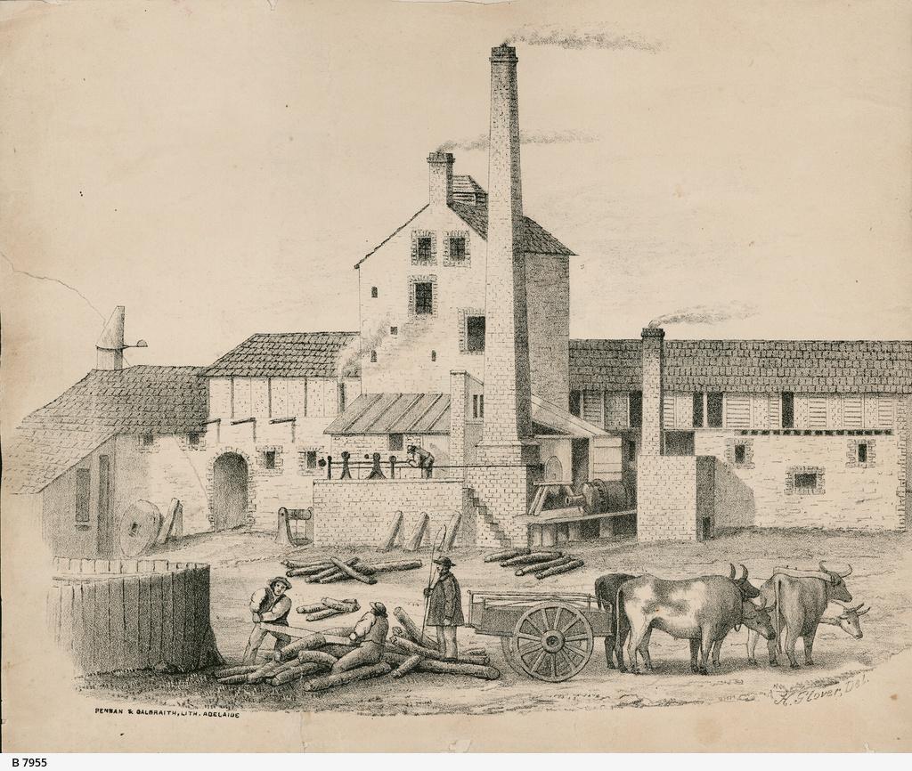 Crawford's Brewery, Hindmarsh