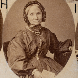 Group of [women] Old Colonists : Mary Ann Teakle