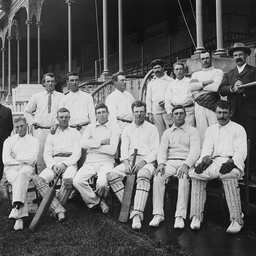 Members of the Southern Cricketing Association Team