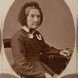 Group of [women] Old Colonists : Harriet Staker