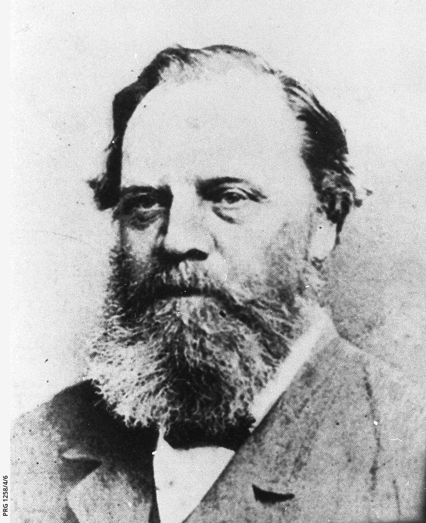 Portrait of Captain W. R. Randell