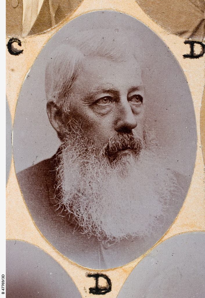 The Old Colonists Banquet Group : John Hodgkiss