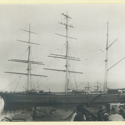 The 'Buttermere' in an unidentified port