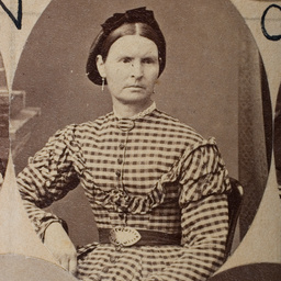 Group of [women] Old Colonists : Fanny Herbert