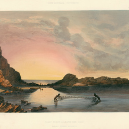 Coast scene near Rapid Bay