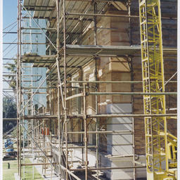Building restoration, Martindale Hall