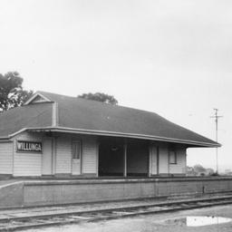 Willunga Railway Station