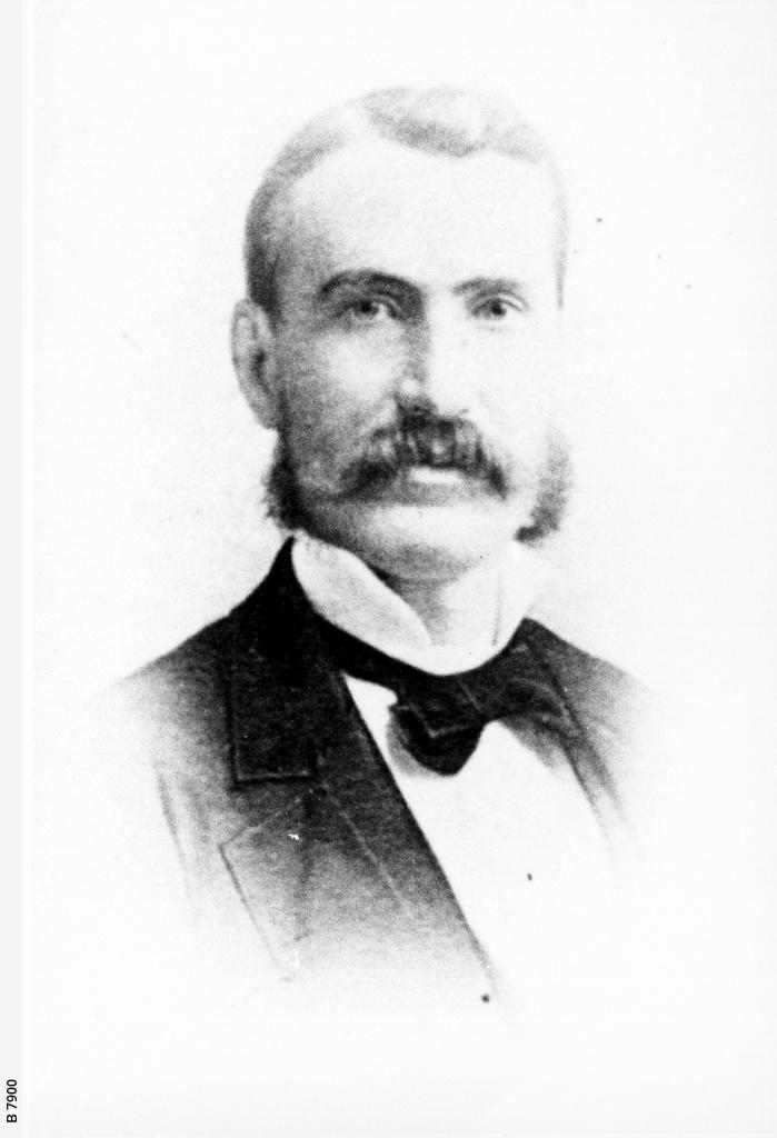 Frederick Caterer