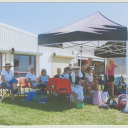 Port Adelaide Rowing Club members and families